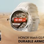 Honor's latest smartwatch is the ultra-rugged Watch GS Pro