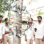 Coco Roboto: Watch this Coconut-Harvesting Robot in Action