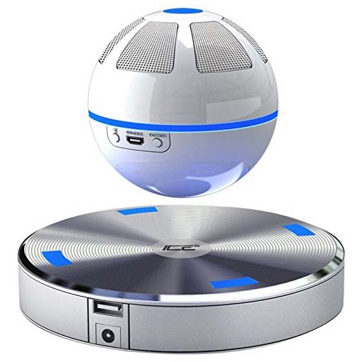 ICE Orb - Enceinte Bluetooth flottante