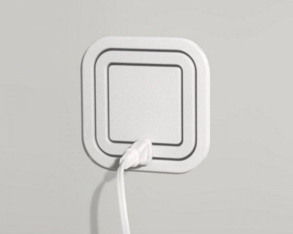 Une prise électrique à 360° sur votre mur