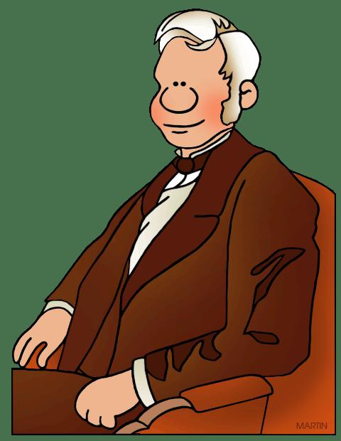 John Deere Cartoon : deere, cartoon, Inventors, Inventions, Phillip, Martin,, Deere