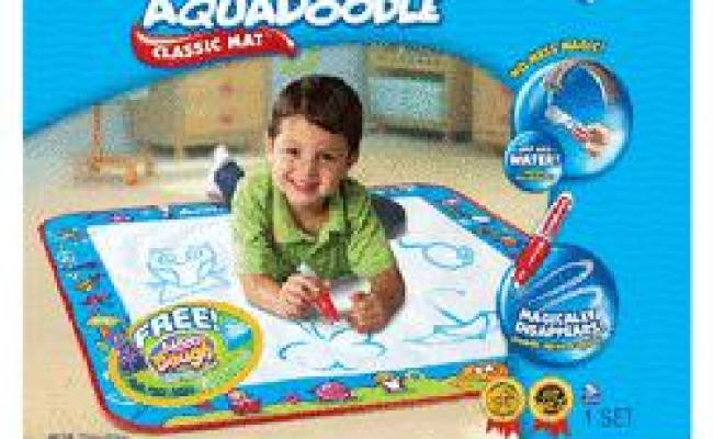Aquadoodle Classic Mat A Draws Kids In Again And Again