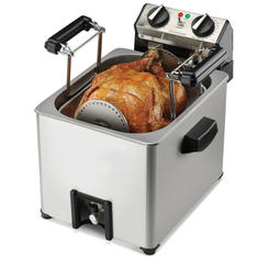 Waring Pro Rotisserie Turkey Fryer & Steamer