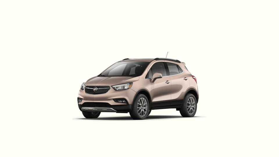 Buick Encore Coppertino