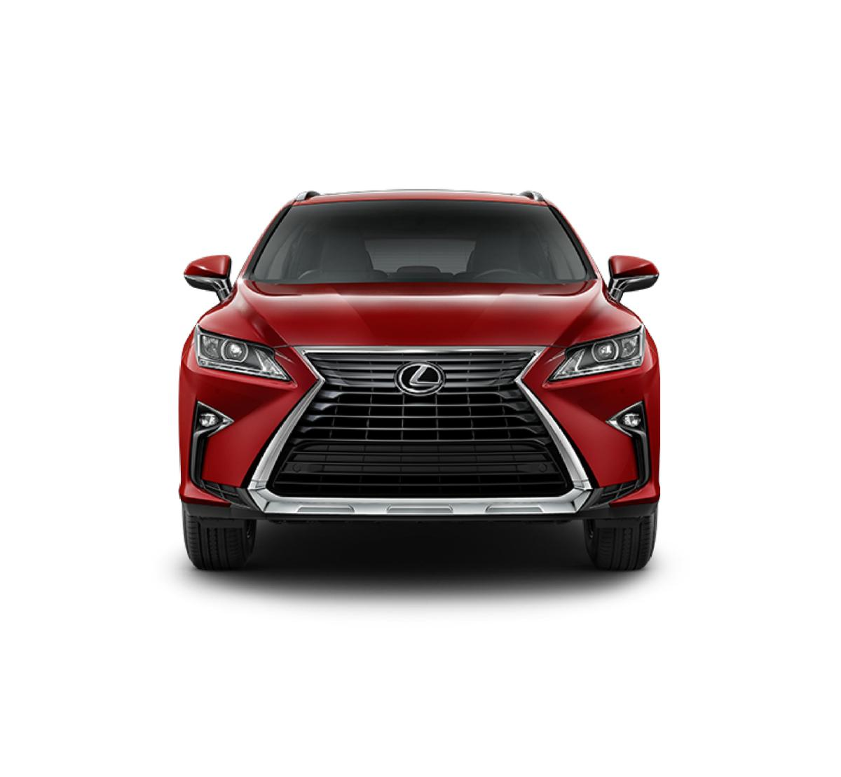 New 2019 Lexus RX 350L (Matador Red Mica) for Sale in Houston. Pearland & League City. TX