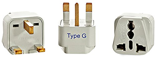 ceptics grounded universal plug