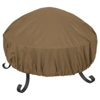 Threshold Universal Fire Pit Cover - Brown - Check Back ...