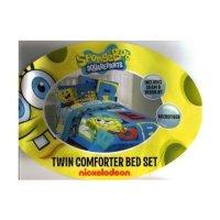 Nickelodeon Spongebob Squarepants Comforter Bedding Set ...