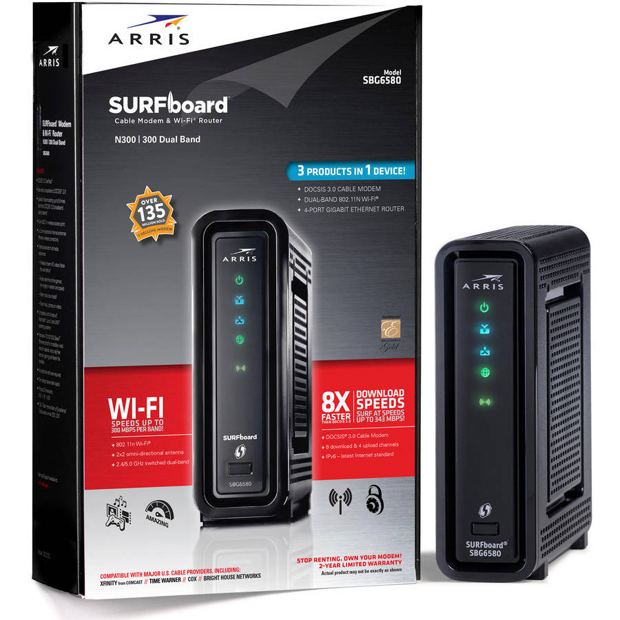 Motorola SURFboard Cable Modem Router