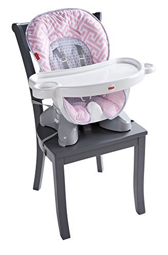 fisher price spacesaver high chair cover pier one dining pink check back soon blinq