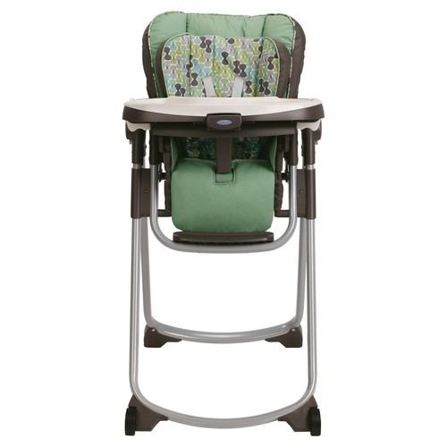 graco slim spaces high chair doll rocking chairs for 18 inch dolls printed pattern ottawa check back