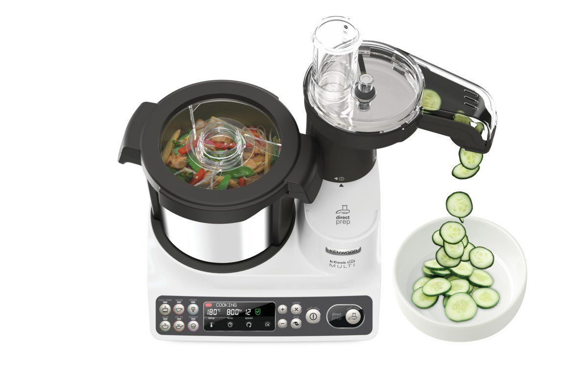 Robot De Cocina Kenwood Cooking Chef Comparativa De Robots De Cocina Alternativas A La Thermomix