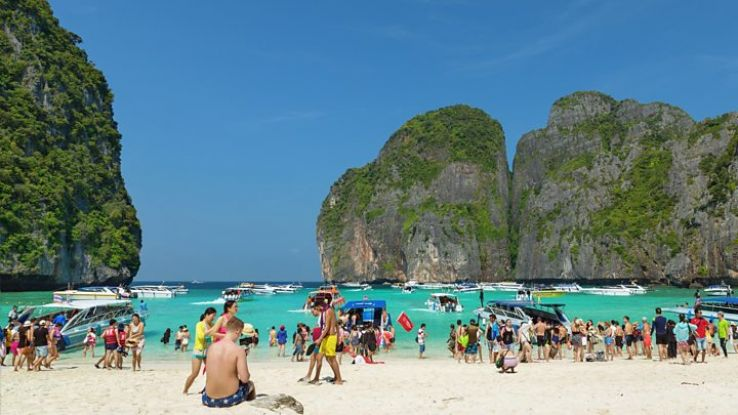 Thailand bay made popular by 'The Beach' to remain closed for two more years