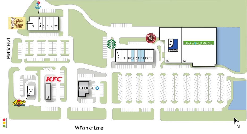 Austin Tx Scofield Crossing  Retail Space  Inventrust