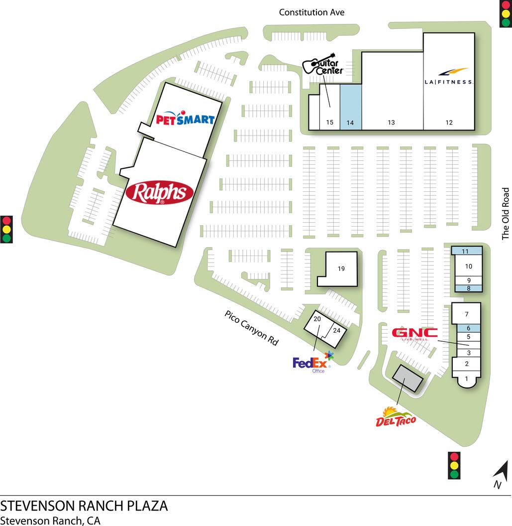 Stevenson Ranch Ca Stevenson Ranch Plaza  Retail Space