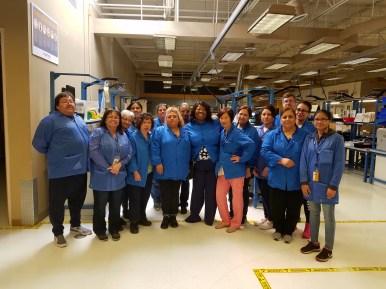 Patient Ambassador Visit - Woodridge, IL_LVAD Line