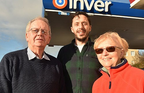 Cooney family at Inver Coachford Co. Cork