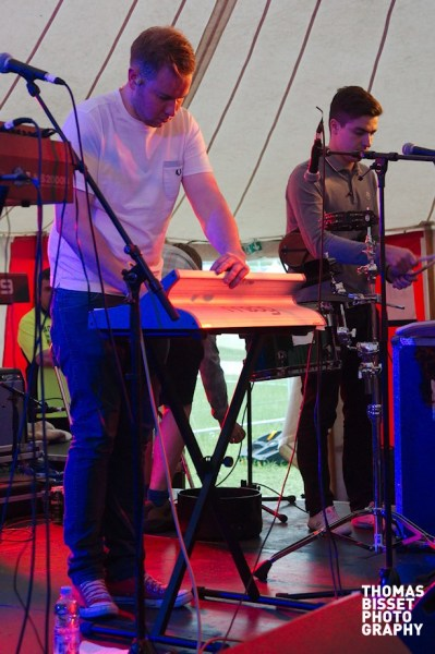 Niteworks perform at Rockness 2013