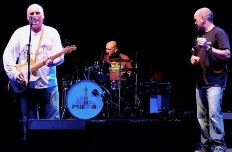 Dougie Burns Band 4