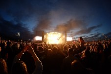 Runrig 26 - Party on the Moor - In Pictures