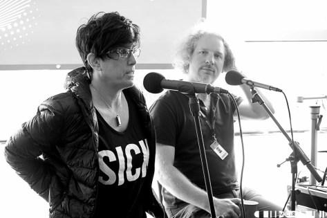 Radio GoNorth Allison Shaw Olaf Public Enemy Branding - Life on the air