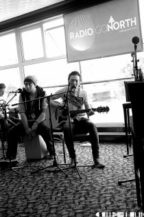 Radio GoNorth Silver Coast 21 - Life on the air
