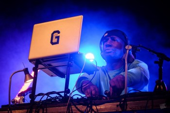 Grandmaster Flash at Belladrum 2014