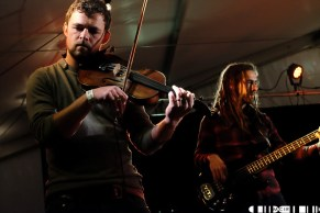 Skerryvore at Brew at the Bog 2015