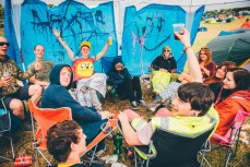 DSC 0352 - Life on the campsites, Belladrum 15 - Pictures