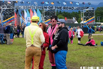 GotR peeps 26 - Gentlemen of the Road - Festival Folk