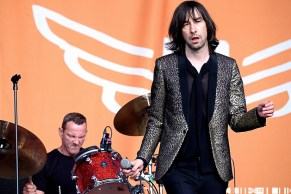 Primal Scream 16 - Gentlemen of the Road, Primal Scream - Pictures