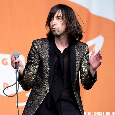 Primal Scream 18 - Gentlemen of the Road, Primal Scream - Pictures