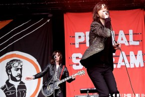 Primal Scream 20 - Gentlemen of the Road, Primal Scream - Pictures