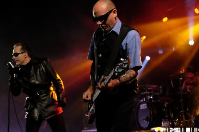 The Damned 18 - The Damned, Loopallu 2015 - Pictures
