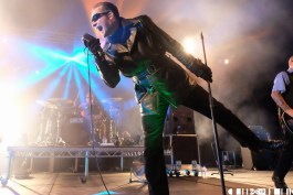 The Damned 19 - The Damned, Loopallu 2015 - Pictures