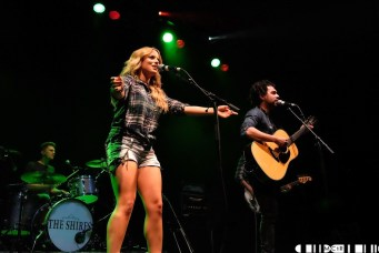 The Shires 15 - The Shires, Ironworks - 10/10/2015