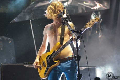 DSC 8194 - Biffy Clyro, Rockness 2012 REVISITED - Images
