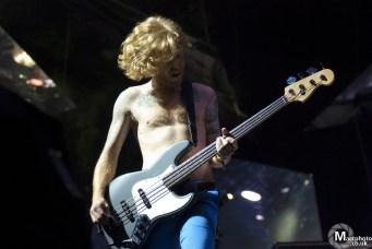 BIffy Clyro at Rockness 2012