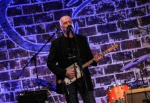 The Trevor Sewell Band to play Findhorn