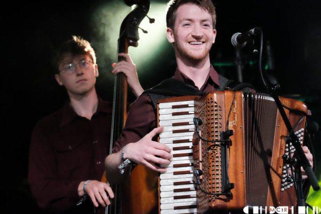 Rob Heron & The Teapad Orchestra at belladrum 2016
