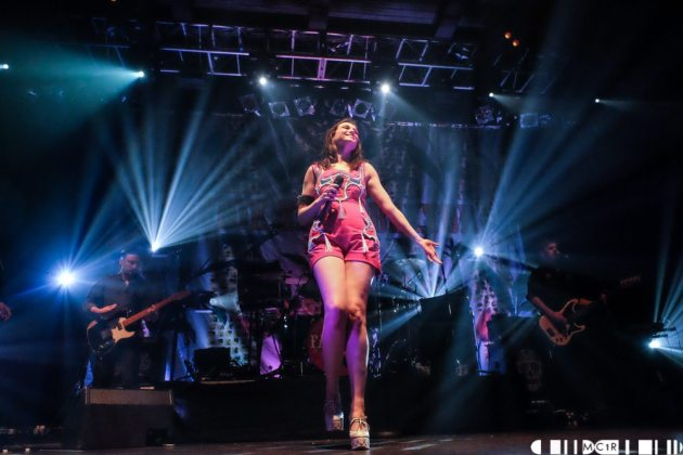 Sophie Ellis Bextor at Ironworks, Inverness 22:2:2017