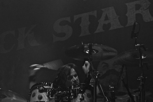 Black Star Riders, Ironworks Inverness 7:3:2017