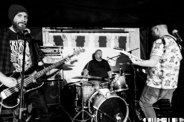 Pure Grief at Tooth & Claw, Inverness 24/3/2017