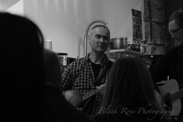 Dougie Burns Acoustic Music Night at Velocity 2017