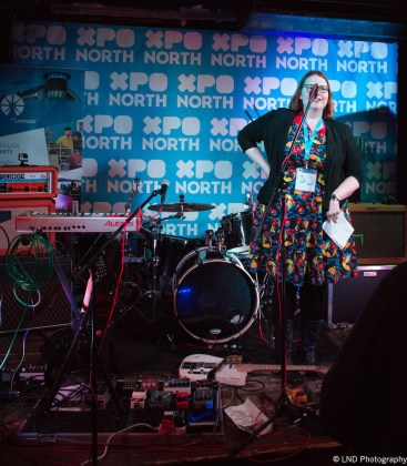 Foreignfox at XpoNorth 2017