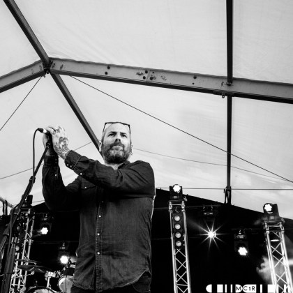 Iain McLaughlin and The Outsiders at Northen Roots 2017