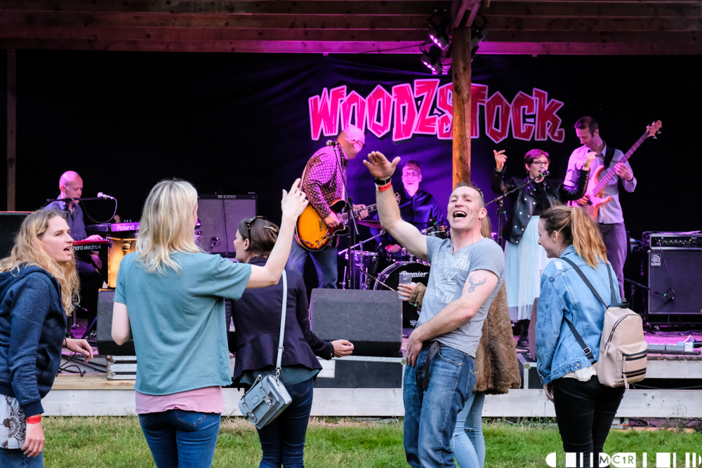 The Leonard Jones Potential at Woodzstock 2017