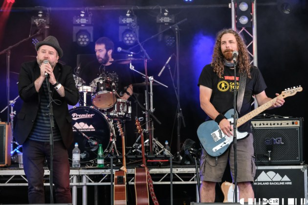 The Lorelei at Northern Roots 2017