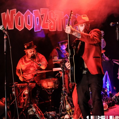 The Urban Voodoo Machine at Woodzstock