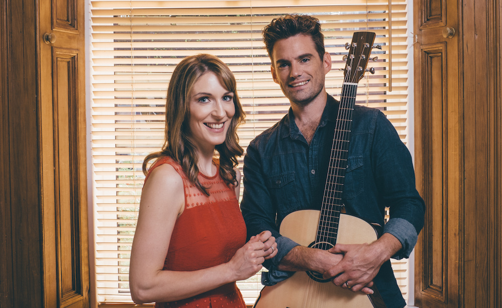 Emily Smith and Jamie McClennan announced for gig at Eden Court, Inverness on Friday the 22nd of September. Credit Archie MacFarlane